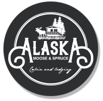 Alaska Moose & Spruce
